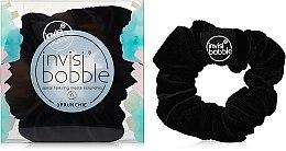 Parfüm, Parfüméria, kozmetikum Hajgumi, fekete - Invisibobble Sprunchie True Black