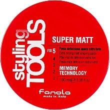 Parfüm, Parfüméria, kozmetikum Erős matt fixáló paszta - Fanola Tools Super Matt Paste