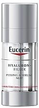 Parfüm, Parfüméria, kozmetikum Éjszakai peeling szérum - Eucerin Hyaluron-Filler Peeling & Serum Night