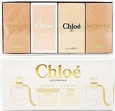 Parfüm, Parfüméria, kozmetikum Chloe Women - Szett (edp/3x5ml + edt/5ml)