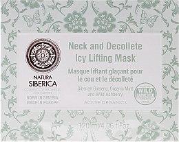 Parfüm, Parfüméria, kozmetikum Ránctalanító hűsítő maszk nyakra és dekoltázsra Anti-Age - Natura Siberica