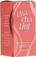 Parfüm, Parfüméria, kozmetikum Folyékony ajak és arc tint - Benefit Chachatint (mini)