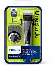 Parfüm, Parfüméria, kozmetikum Trimmer-stayler-borotva - Philips OneBlade Pro QP6520/20