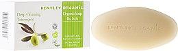 """Parfüm, Parfüméria, kozmetikum Szappan """"Mélytisztító"""" - Bentley Organic Body Care Deep Cleansing Soap Bar"""