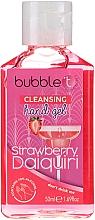 """Parfüm, Parfüméria, kozmetikum Kézfertőtlenítő gél """"Strawberry daiquiri"""" - Bubble T Cleansing Hand Gel"""
