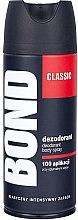 Parfüm, Parfüméria, kozmetikum Deo spray - Bond Expert Classic Deodorant Body Spray
