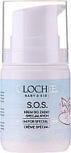 Parfüm, Parfüméria, kozmetikum S.O.S testápoló krém prebiotikumokkal és borágómagolajjal - Clochee Baby&Kids