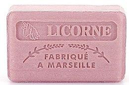 "Parfüm, Parfüméria, kozmetikum Marseille szappan ""Egyszarvú"" - Foufour Savonnette Marseillaise Licorne"
