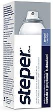 Parfüm, Parfüméria, kozmetikum Lábspray - Aflofarm Steper Foot Spray