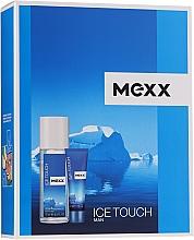 Parfüm, Parfüméria, kozmetikum Mexx Ice Touch Man - Szett (dns/75ml + sh/gel/50ml)