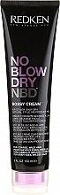 Parfüm, Parfüméria, kozmetikum Styling-krém durva és engedetlen hajra - Redken No Blow Dry Bossy Cream