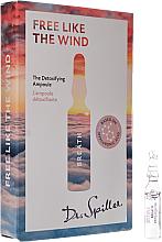Parfüm, Parfüméria, kozmetikum Ampullás koncentrátum detox hatással - Dr. Spiller Breath Free Like The Wind Detoxifying Ampoule