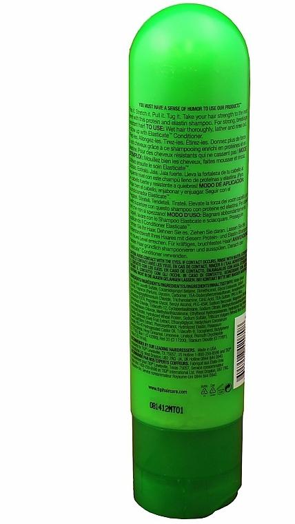 Erősítő sampon - Tigi Bed Head Elasticate Strengthening Shampoo — fotó N3