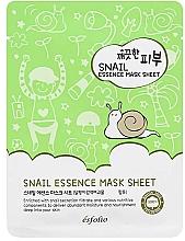 Parfüm, Parfüméria, kozmetikum Szövetmaszsk - Esfolio Pure Skin Snail Essence Mask Sheet