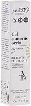 Parfüm, Parfüméria, kozmetikum Szemkörnyékápoló gél - PuroBio Cosmetics Eye Contour Gel