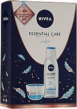Parfüm, Parfüméria, kozmetikum Szett - Nivea Essential Care (cr/50ml + micellar/water/200)