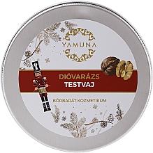 Parfüm, Parfüméria, kozmetikum Testolaj - Yamuna Walnut Magic Body Butter