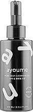 Parfüm, Parfüméria, kozmetikum Hidrofil olaj - Ayoume Pore Deep Cleansing Oil