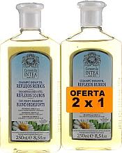 Parfüm, Parfüméria, kozmetikum Szett - Intea Children Camomile Shampoo (shm/2x250ml)