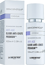 Parfüm, Parfüméria, kozmetikum Anti-age fejbőr lotion aktív sejtekkel - La Biosthetique Dermosthetique Elixir Anti-Chute Premium