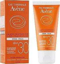 Parfüm, Parfüméria, kozmetikum Napvédő krém - Avene Sun High Protection Cream SPF 30