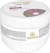 Parfüm, Parfüméria, kozmetikum Hajkondicionáló - Dermacol Hair Color Mask
