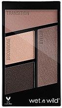 Parfüm, Parfüméria, kozmetikum Szemhéjfesték paletta - Wet N Wild Color Icon Eyeshadow Quad
