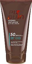 Parfüm, Parfüméria, kozmetikum Napvédő krém és gél testre - Piz Buin Hydro Infusion SPF 50