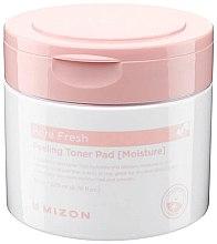 Parfüm, Parfüméria, kozmetikum Hidratáló peeling-korongok - Mizon Pore Fresh Peeling Toner Pad