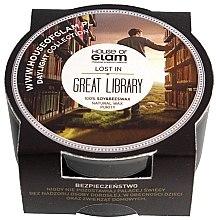 Parfüm, Parfüméria, kozmetikum Illatosított gyertya - House of Glam Lost In Great Library Candle (mini)