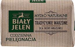 Parfüm, Parfüméria, kozmetikum Hipoallergén natúr szappan - Bialy Jelen Hypoallergenic Natural Soap Premium