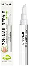 Parfüm, Parfüméria, kozmetikum Szérum körömre - Neonail Professional 72h Nail Repair Serum