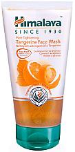 Parfüm, Parfüméria, kozmetikum Arctisztító gél mandarinnal - Himalaya Herbals Tangerine Face Wash