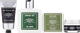 Parfüm, Parfüméria, kozmetikum Szett - Institut Karite Men (f/cr/50ml + ash/balm/75ml + bag + soap/100g + shmp/250ml)