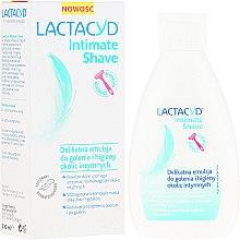 Parfüm, Parfüméria, kozmetikum Gyengéd intim szőrtelenítő emulzió - Lactacyd Intimate Shave