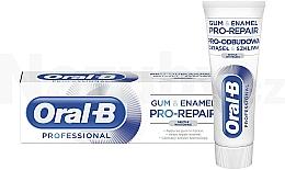 Parfüm, Parfüméria, kozmetikum Fogkrém - Oral-B Professional Gum & Enamel Pro-Repair Gentle Whitening