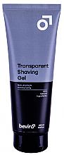Parfüm, Parfüméria, kozmetikum Borotvazselé - Be-viro Men?s Only Transparent Shaving Gel