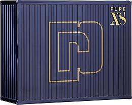Parfüm, Parfüméria, kozmetikum Paco Rabanne Pure XS - Szett (edt/50ml+sh/gel/100ml)