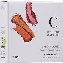 """Parfüm, Parfüméria, kozmetikum Kompakt pirosító """"Tökéletesség"""" - Couleur Caramel Blush Powder"""