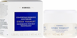 Parfüm, Parfüméria, kozmetikum Hidratáló krém görög joghurttal normál és kombinált bőrre - Korres Greek Yoghurt Comfort Probiotic Moisturiser