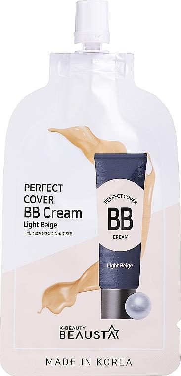 BB-krém arcra - Beausta Perfect Natural BB Cream