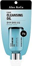Parfüm, Parfüméria, kozmetikum Arctisztító olaj - Alice Koco Clear Cleansing Oil