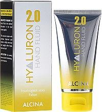Parfüm, Parfüméria, kozmetikum Kézápoló balzsam-fluid - Alcina Hyaluron 2.0