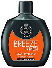 Parfüm, Parfüméria, kozmetikum Dezodor - Breeze Men Power Protection Deo Control 48H