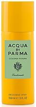 Parfüm, Parfüméria, kozmetikum Acqua Di Parma Colonia Futura - Izzadásgátló