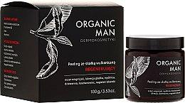 Parfüm, Parfüméria, kozmetikum Regeneráló peeling - Organic Life Dermocosmetics Man