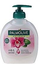 "Parfüm, Parfüméria, kozmetikum Folyékony szappan Naturel ""Fekete Orchidea"" - Palmolive Naturel"