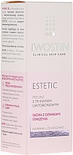 Parfüm, Parfüméria, kozmetikum Arcpeeling öregedés jelei ellen - Iwostin Estetic Peeling 7%