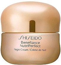 Parfüm, Parfüméria, kozmetikum Éjszakai arckrém - Shiseido Benefiance NutriPerfect Night Cream