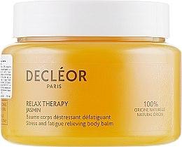 Parfüm, Parfüméria, kozmetikum Testbalzsam jázmin kivonattal, relaxáló és stresszoldó - Decleor Relax Therapy Jasmin Stress And Fatigue Relieving Body Balm